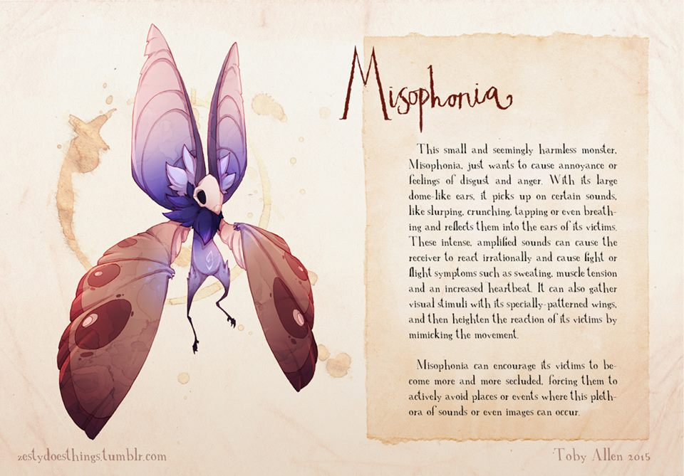 Misophenia